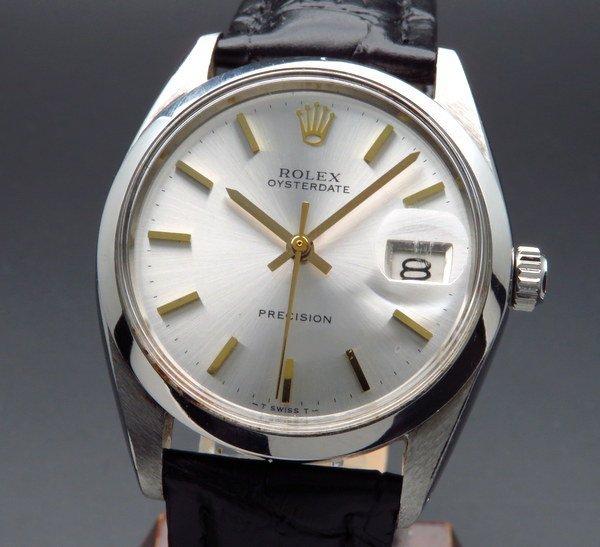 ロレックス - Antique Rolex -   1963年 アンティーク ロレックス オイスター ref6694 プレジション ヴィンテージ【OH済】