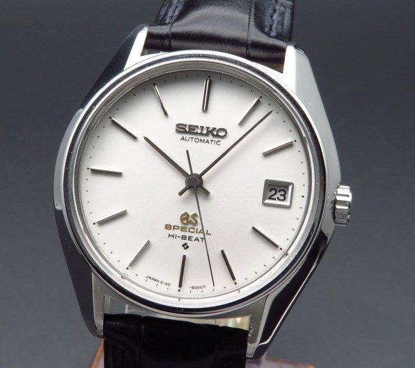 セイコー - Antique Seiko -   売り切れ 1971年 アンティーク グランドセイコー スペシャル 6155-8000 ヴィンテージ GS61【OH済】