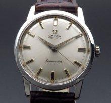 1962年 アンティーク オメガ シーマスター cal552 ノンデイト ヴィンテージ【OH済】