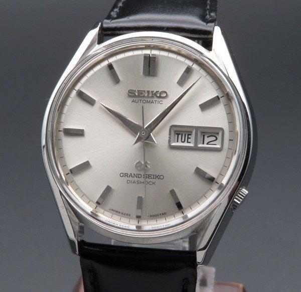 セイコー - Antique Seiko -   1967年製 希少 レア グランドセイコー 6246-9001 アンティーク GS62 デイデイト 美品【OH済】