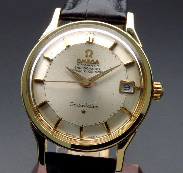 オメガ - Antique Omega -   売切れ 1966年 K14金無垢 12角 オメガ アンティーク コンステ Cal.561 クロノメーター ヴィンテージ【OH済】