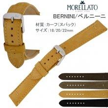 MORELLATO モレラート 時計バンド カーフ ヌバック 4色 BERNINI【ベルニーニ】の商品画像