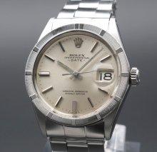 1968年 ロレックス SS オイスターパーペチュアルデイト ref1501 出べそヴィンテージ 【OH済】