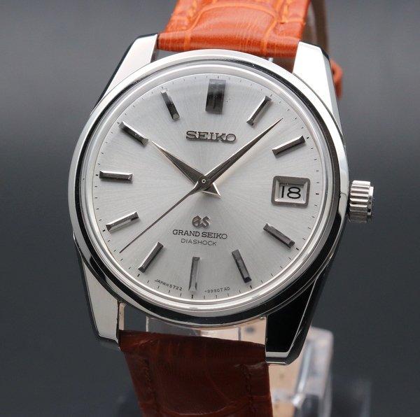 セイコー - Antique Seiko -   1967年製 グランドセイコー 5722-9991 アンティーク GS57 手巻 ヴィンテージ 【OH済】
