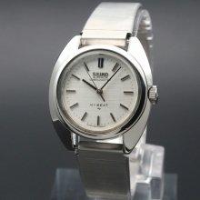 1970年 セイコー クロノメーター HI-BEAT メダリオン SUPERIOR 手巻き レディース 腕時計 1944-0020 レディース【OH済】