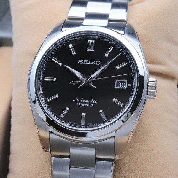 【超美品・新古品】[セイコー]SEIKO 腕時計 MECHANICAL メカニカル SARB033 メンズ