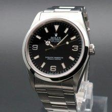 1996年 ROLEX ロレックス エクスプローラー� 14270 T番 トリチウム ヴィンテージ【OH済】の商品画像