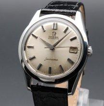 1962年 アンティーク オメガ シーマスター [日付]  CAL562 SS ヴィンテージ【OH済】の商品画像