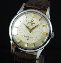 【特価】1960年 12角 オメガ コンステ Cal.551 クロスライン クロノメーターの商品画像