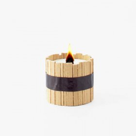 HIBA WOOD CANDLE_TYPE 01