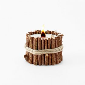 HIBA WOOD CANDLE_TYPE 02