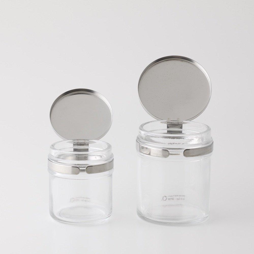 ガラス壺 / GLASS JAR