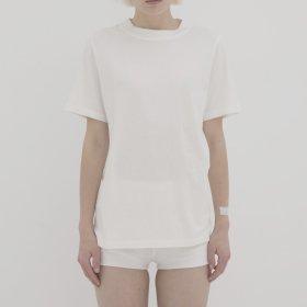 CREW TEE /クルー半袖Tシャツ40/2 天竺