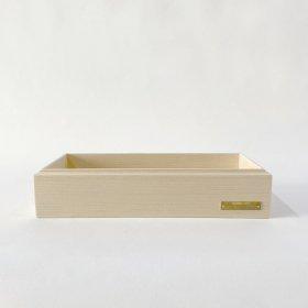 カトラリーボックス/ HIBA CUTLERY BOX