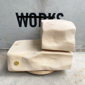 4/7 13:00発売!#43 WORKS MODEL / STEP 踏み台