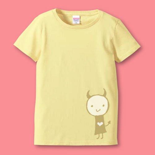 手描き*名前入りママTシャツ<br>(デビル)