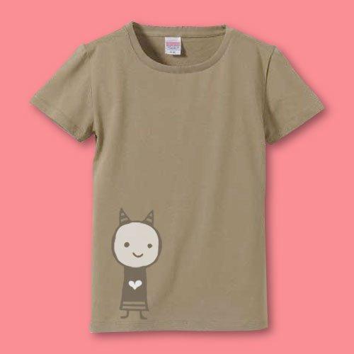 手描き*名前入りママTシャツ<br>(鬼)