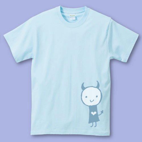 手描き*パパママTシャツ<br>(デビル)