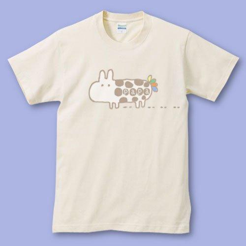 手描き*パパママTシャツ<br>(モルモル)
