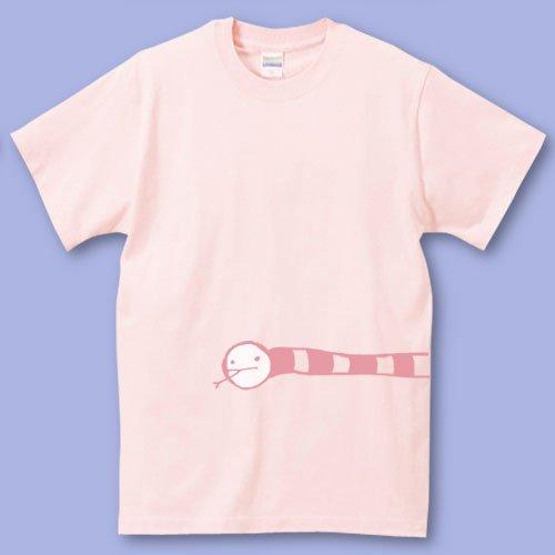 手描き*パパママTシャツ<br>(にょろ)