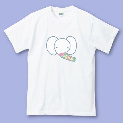 手描き*パパママTシャツ<br>(ぞう)