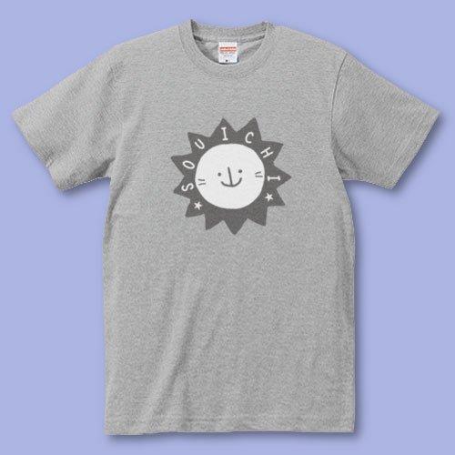 手描き*パパママTシャツ<br>(らいおん)