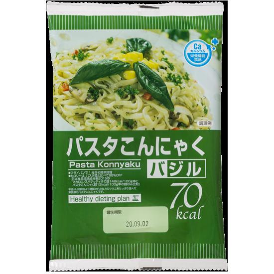 こんにゃくパスタ バジル(3食入)