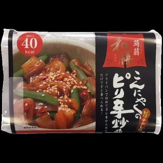 こんにゃく和膳 ピリ辛炒め(3食入)