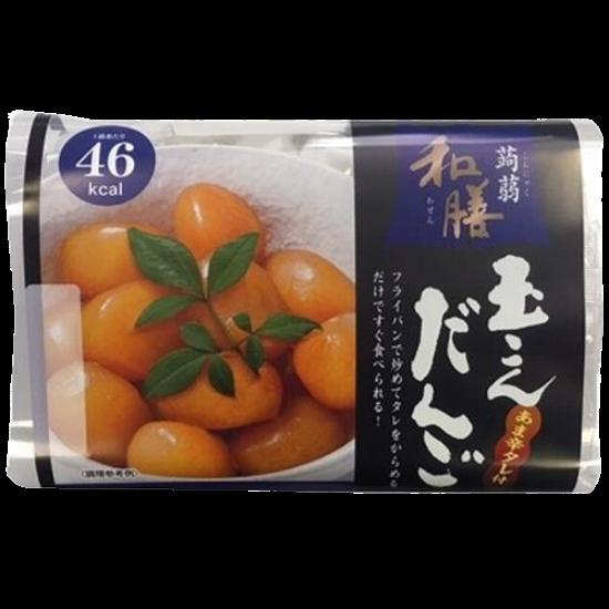 こんにゃく和膳 玉こんだんご(3食入)