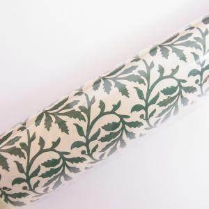 包装紙 葉っぱ 緑