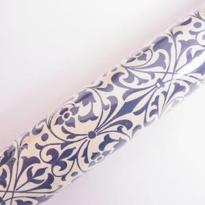 包装紙 青