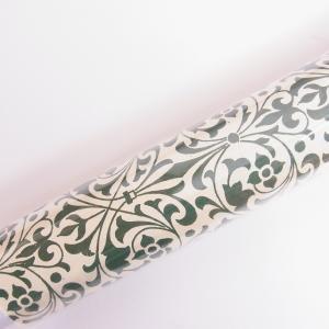 包装紙 緑