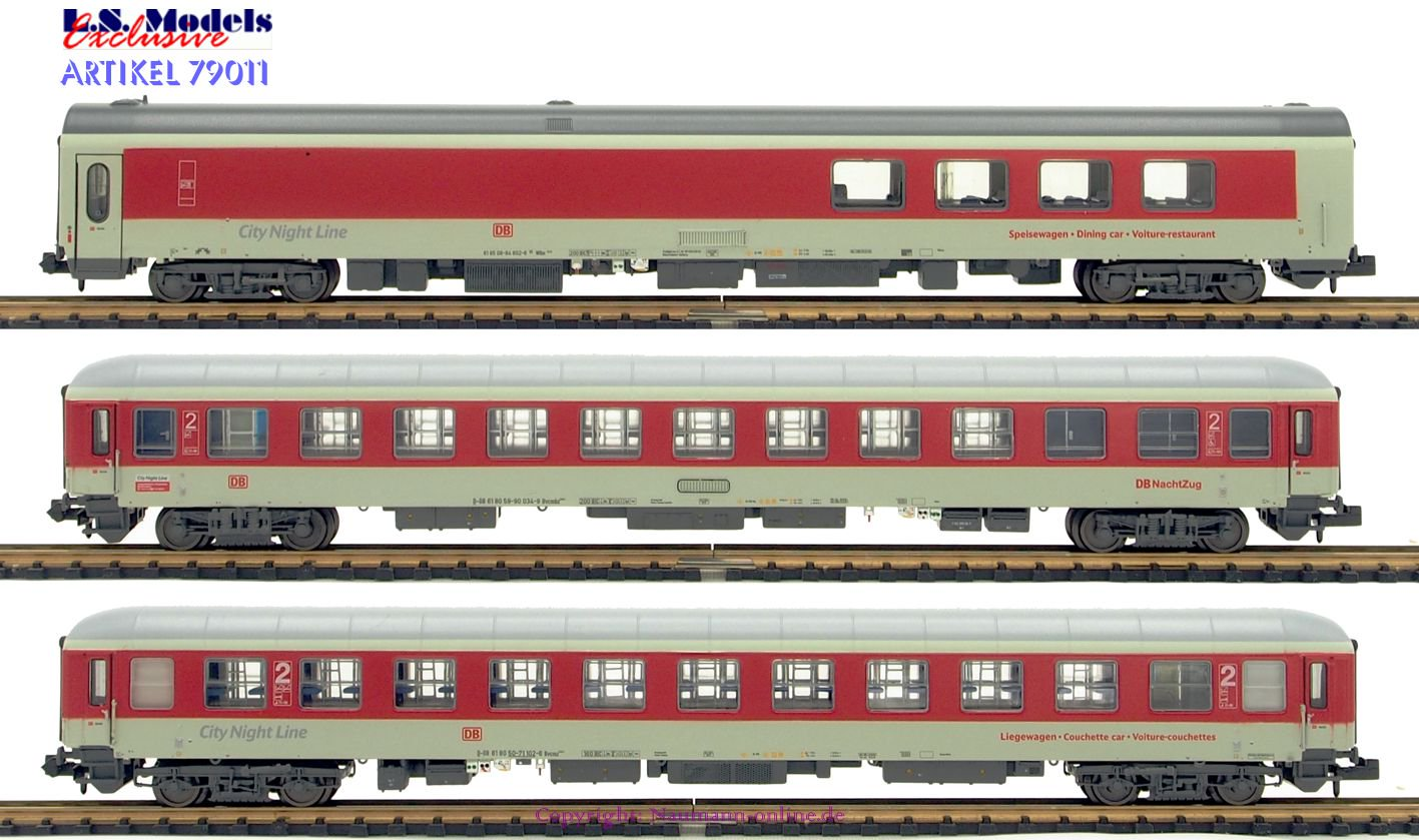 lsmodels LS Models N City Night Line 79011