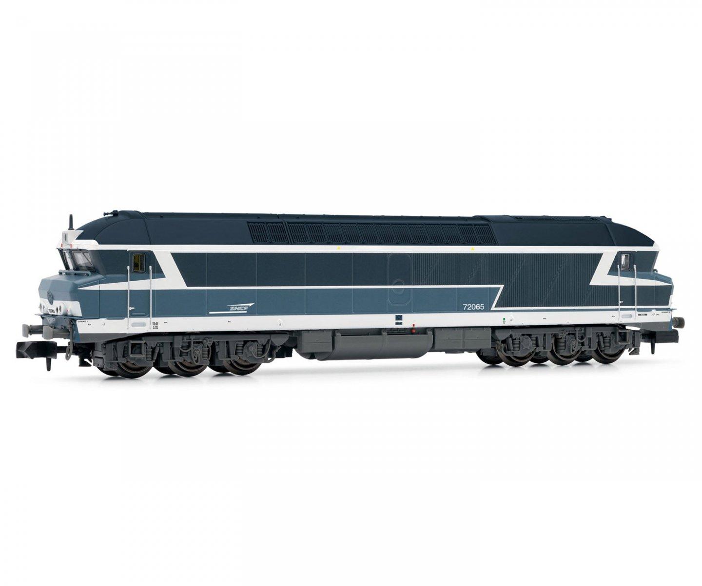 フランス国鉄CC72000形ディーゼル機関車