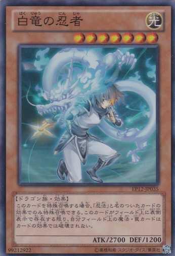 白竜の忍者 (スーパー)