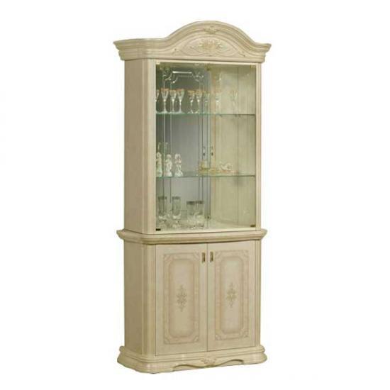 【送料無料】【Saltarelli】<アマルフィ>イタリア家具 2ドア キャビネット(ホワイト) im-B3-7003A