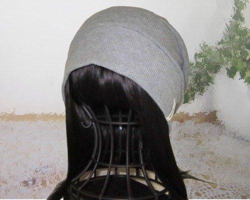 抗がん剤帽子【送料無料】【翌営業日迄に発送】抗がん剤治療用 毛付き帽子t31ミックス毛/医療帽子プレジ…