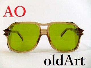 デッドストックアメリカンオプティカルゴーグルサングラスメガネ眼鏡【AO-015】