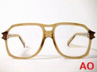 デッドストックアメリカンオプティカルメガネ眼鏡5 3/4 54【AO-014】
