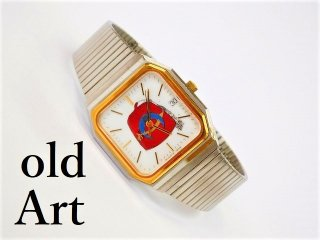 フリーメイソンBULOVAブローバアキュトロンクォーツ式腕時計【M-10570】