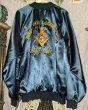 USA製1996'sフリーメイソンAUBURANスタジアムジャケット【M-10343】
