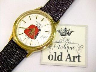希少美品フリーメイソンシュラインBULOVAブローバACCUTRONアキュトロンスイス製クォーツ式オフィシャル腕時計【M-10506】