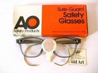 箱付きデッドストックヴィンテージAOアメリカンオプティカルウェリントン眼鏡44AmericanOptical【AO-10520】