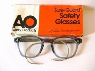 箱付きデッドストックヴィンテージAOアメリカンオプティカルウェリントン眼鏡48□24AmericanOptical【AO-10522】