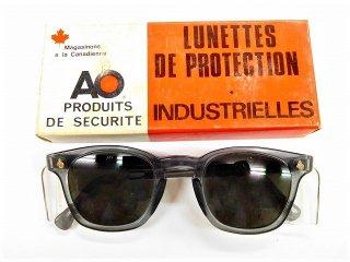 箱付きデッドストックヴィンテージAOアメリカンオプティカルウェリントンサングラス眼鏡48□24AmericanOptical【AO-11107】