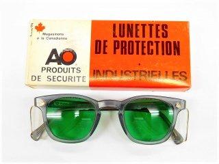 箱付きデッドストックヴィンテージAOアメリカンオプティカルウェリントンサングラス眼鏡46□24AmericanOptical【AO-11108】