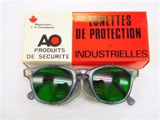箱付きデッドストックヴィンテージAOアメリカンオプティカルウェリントンサングラス眼鏡46□24AmericanOptical【AO-11110】