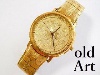 1970年代フリーメイソン会員限定ハミルトンHAMILTONクォーツ式腕時計【M-11830】