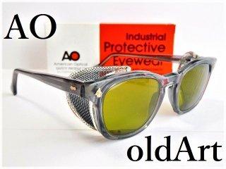 箱付きデッドストックヴィンテージAOアメリカンオプティカルウェリントンサングラス眼鏡46□20AmericanOptical【AO-12018】