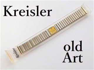 ヴィンテージ1950年代フリーメイソンUSA.Kreisler社社腕時計ステンレス蛇腹ウォッチベルト19mm【M-12095】